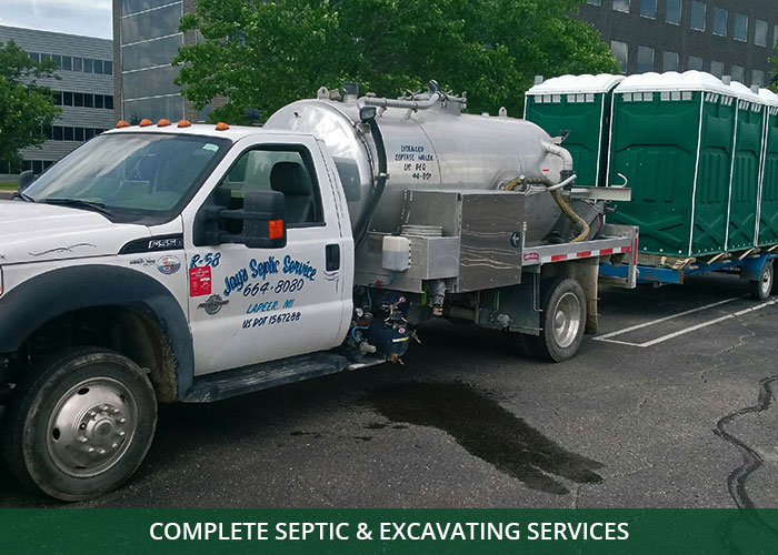 CompleteSeptic & Excavating services
