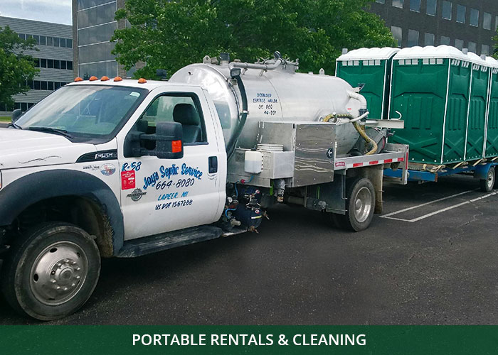 Portable Rentals & Cleaning