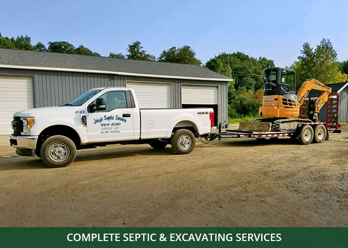 Complete Septic & Excavating Services