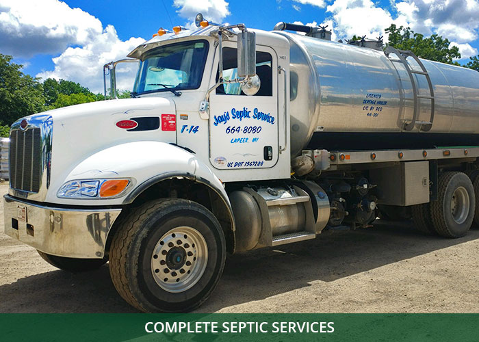 Complete Septic Services